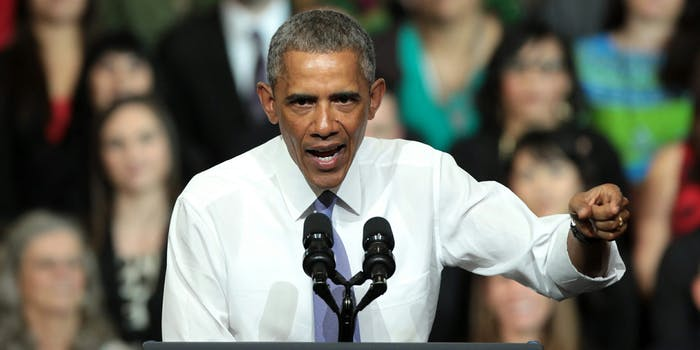 Barack Obama stumped for Virginia gubernatorial candidate Ralph Northam