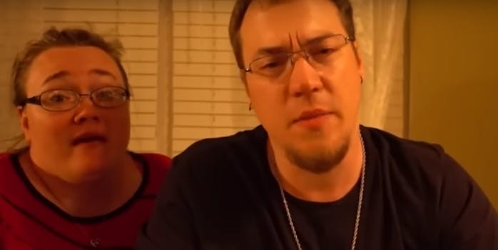 DaddyOFive YouTube prank vloggers parents