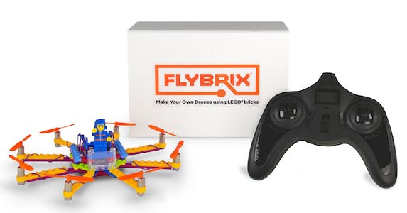 This dude took his Tinder match on a date to build a LEGO drone