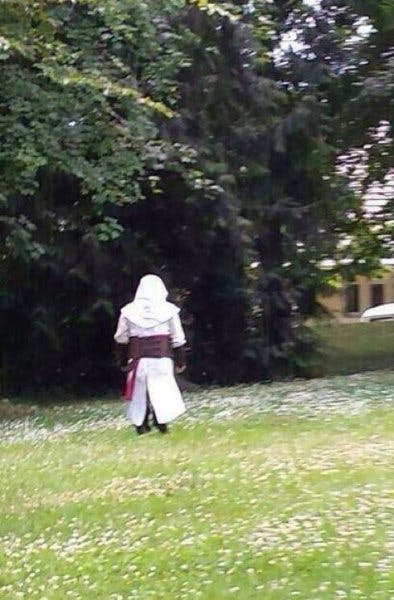 Assassin's Creed in Germany