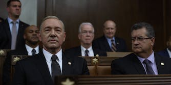House of Cards Comey