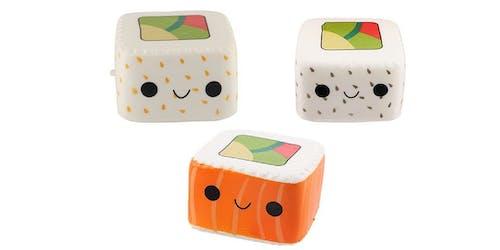 kawaii squeeze toys