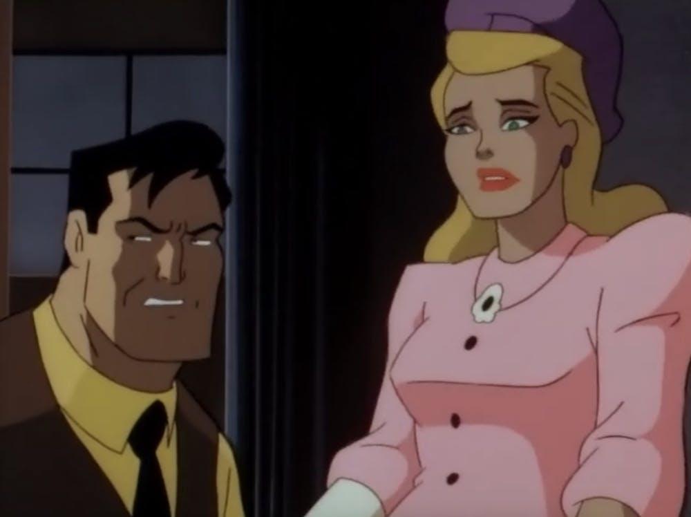 watch batman animated series : perchance to dream