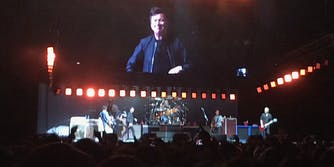 Rick Astley and the Foo Fighters