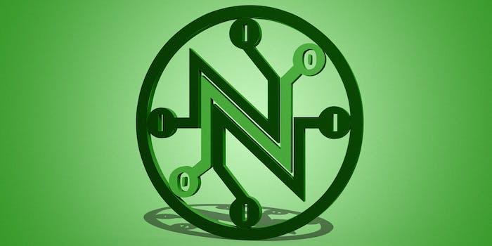 3D Net Neutrality logo