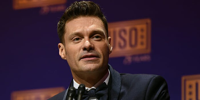 A woman says Ryan Seacrest sexually harassed and assaulted her while she was his stylist.