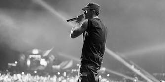 Eminem Manchester