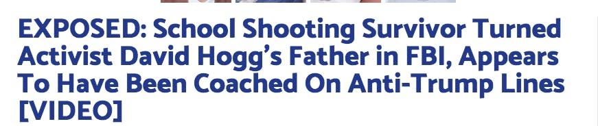 parkland shooting donald trump jr