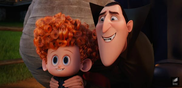 animated adam sandler movies : Hotel Transylvania 2