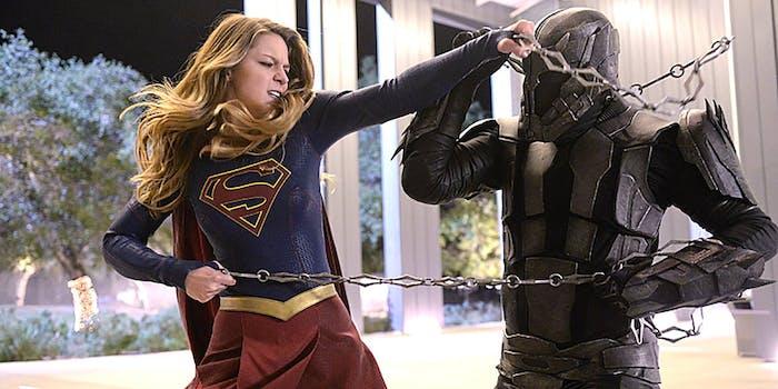 female superheroes list : supergirl