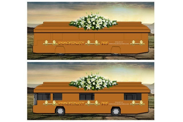 The Immortality Bus