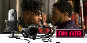 Upstream podcast discusses Black Panther