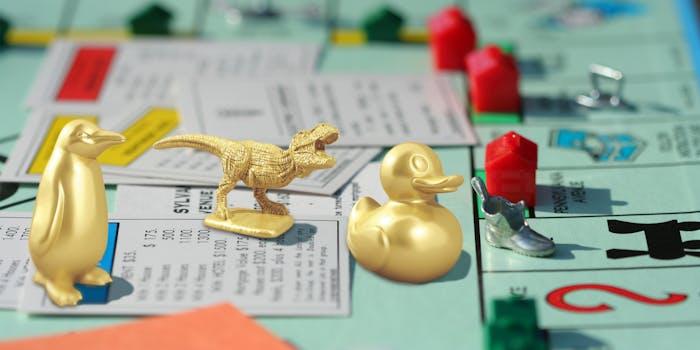 New Monopoly pieces