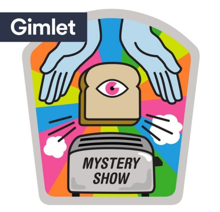 true crime stories on podcasts : mystery show
