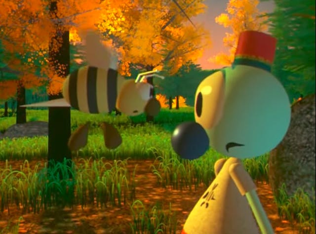 pixar trivia : the adventures of andre and wally b