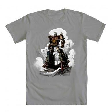 Steampunk Transformers T-shirt