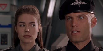 starship troopers facts