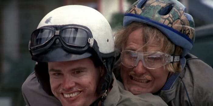 you can buy the bike from dumb and dumber