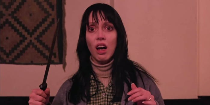 best thrillers on netflix : the shining