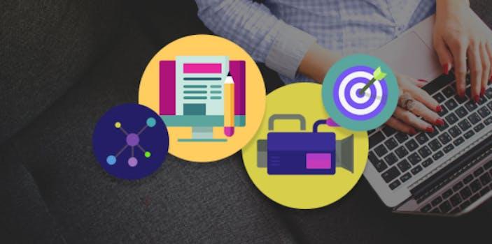 digital media training bundle