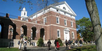 Andrew Mellon Library at Choate Rosemary Hall