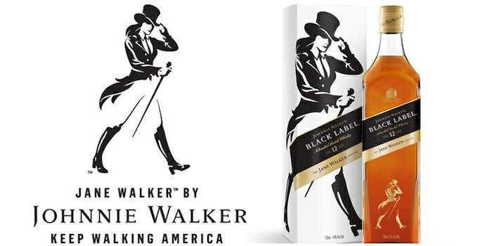Johnnie Walker parent company Diageo Plc is launching a scotch brand for women called Jane Walker.