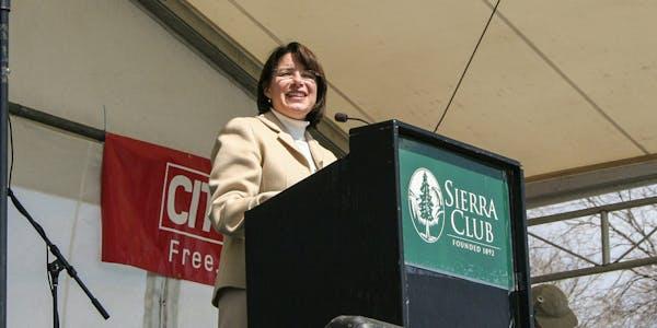 2020 presidential election : Amy Klobuchar