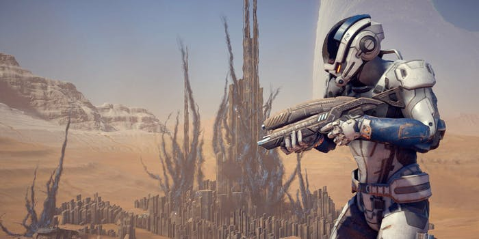 mass effect andromeda video game disappointments