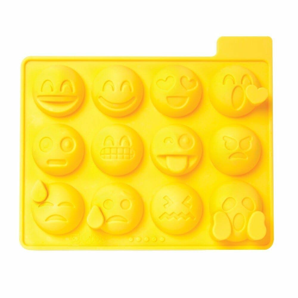 emoji ice tray