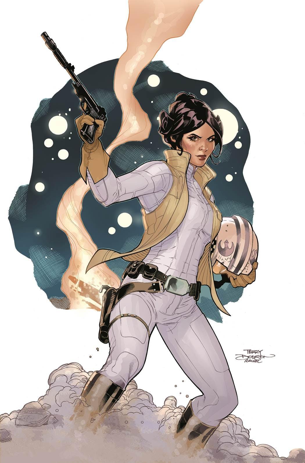 Marvel comics Star Wars