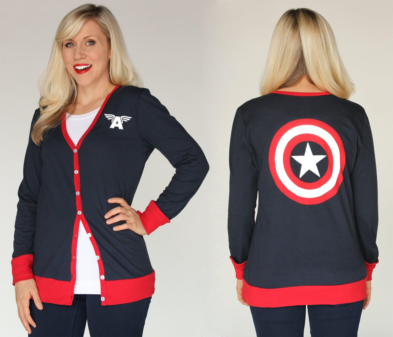 Her Universe Marvel clothing line