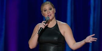 best standup on netflix : Amy Schumer: The Leather Special