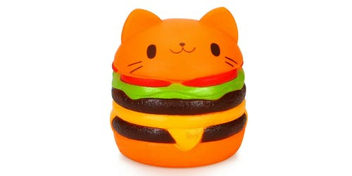 Kawaii squeeze toy