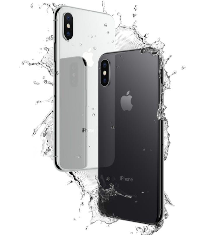 iphone x design water resistant ip67