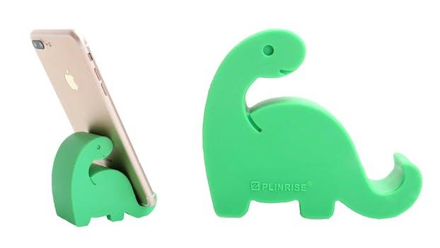 dinosaur phone stand