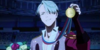 anime on hulu : yuri on ice