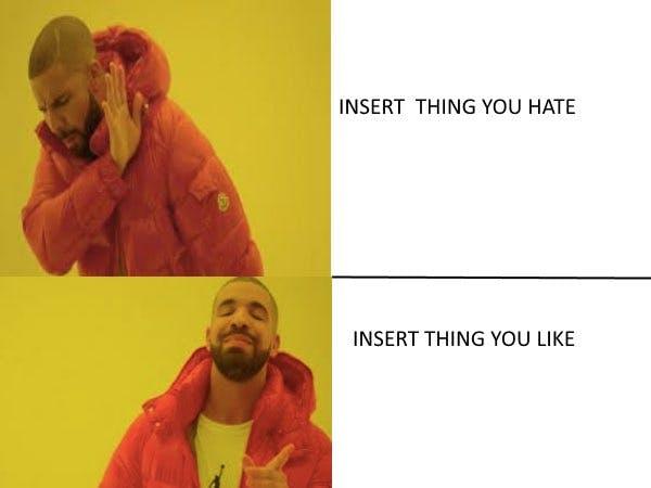 best drake memes: hotline bling