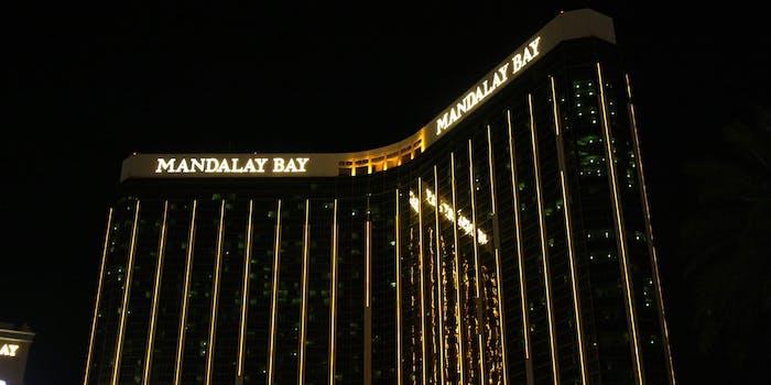 Mandalay Bay hotel and casino, Las Vegas