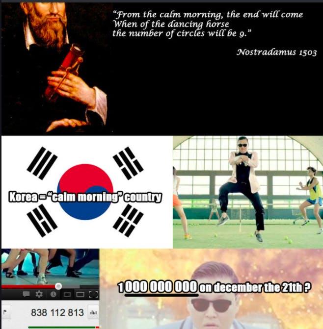 gangnam style : psy conspiracy theory