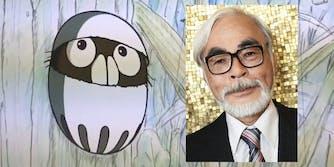 Miyazaki drawing