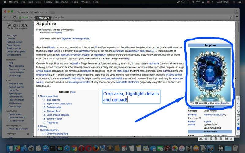 how to take a screenshot on a Mac: LightShot