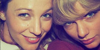 Blake Lively and Taylor Swift