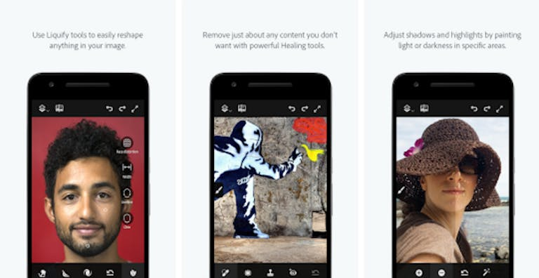 Best Android Apps: Adobe Photoshop Fix