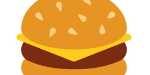 mozilla burger emoji