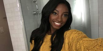 In a tweet Monday, Simone Biles said she, too, was sexually abused by USA Gymnastics doctor Larry Nassar.