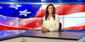 Caitlyn Jenner flag