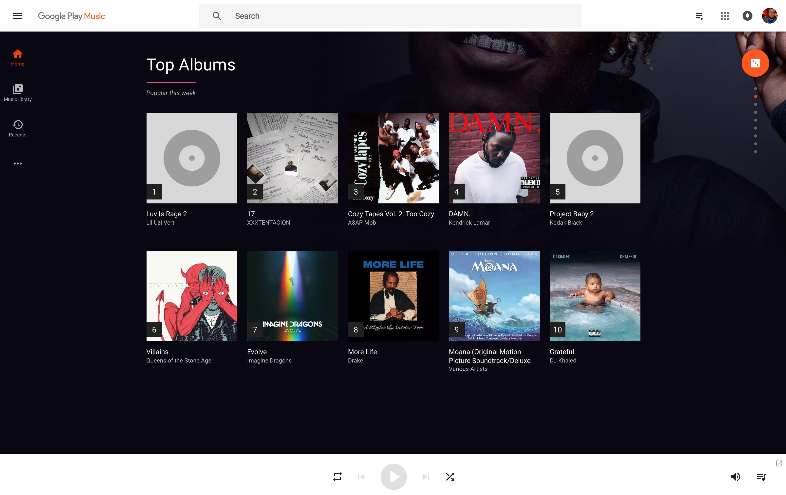 music streaming : Spotify vs Google Play Music