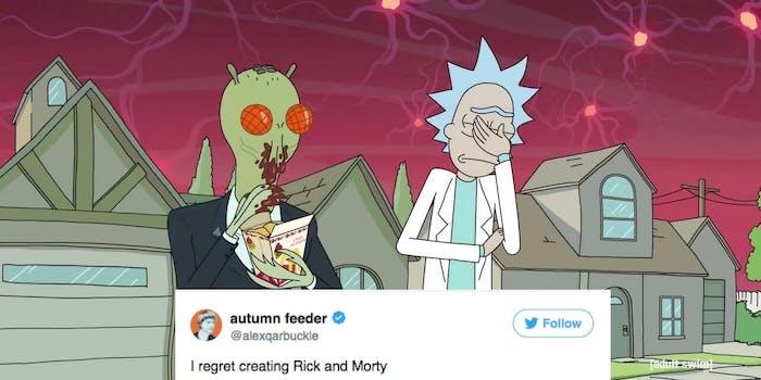 rick and morty szechuan sauce memes