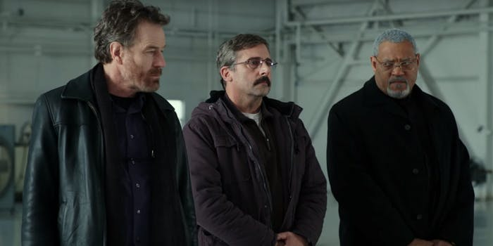 best amazon original movies : last flag flying review