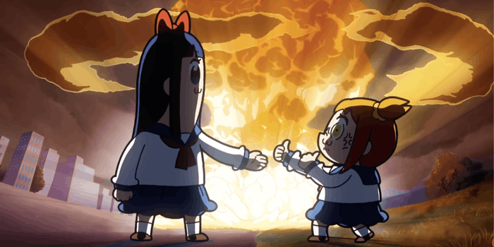 pop team epic memes anime
